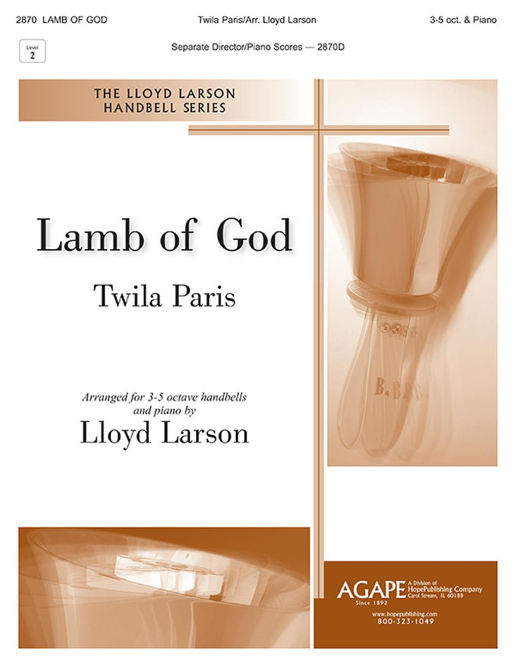 Lamb of God - 3-5 oct. Cover Image