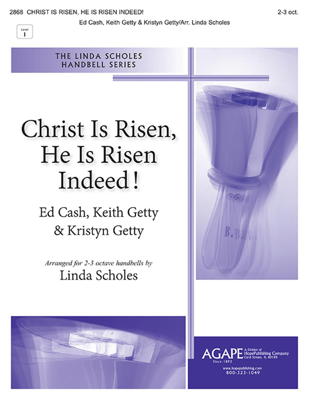 Christ Is Risen He Is Risen Indeed - 2-3 oct. Cover Image