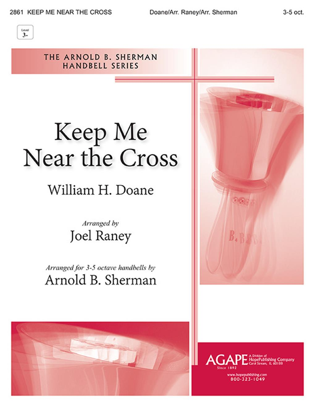 Keep Me Near the Cross - 3-5 oct. Cover Image