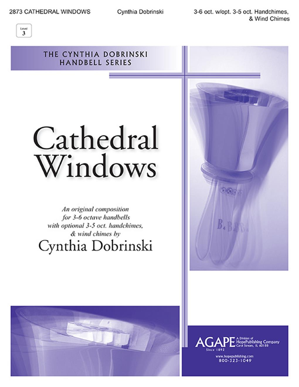 Cathedral Windows - 3-6 oct. Cover Image