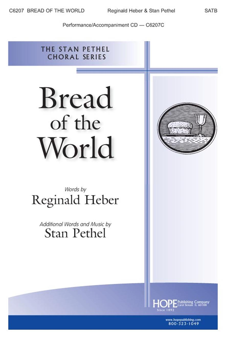 Bread of the World - SATB Cover Image