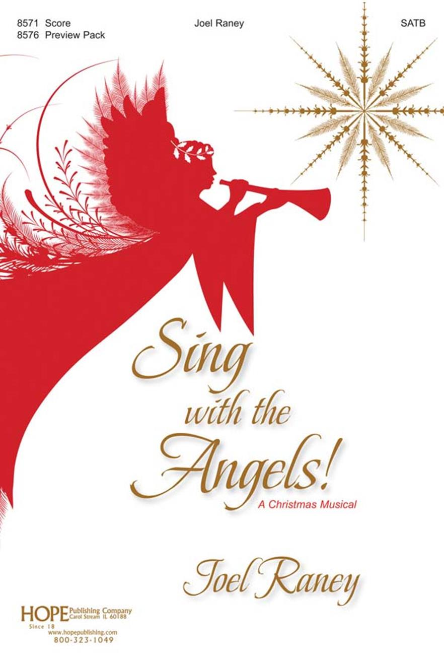 SING WITH THE ANGELS! - Cover Image