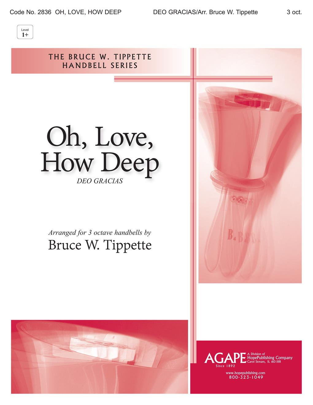 Oh Love How Deep - 3 oct. Cover Image
