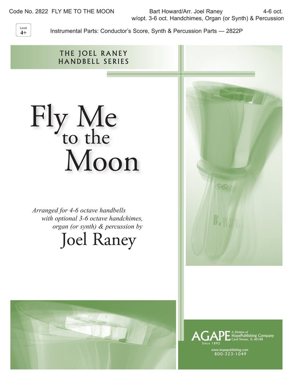 Fly Me to the Moon - 4-6 oct. w-3-6 oct. chimes Cover Image