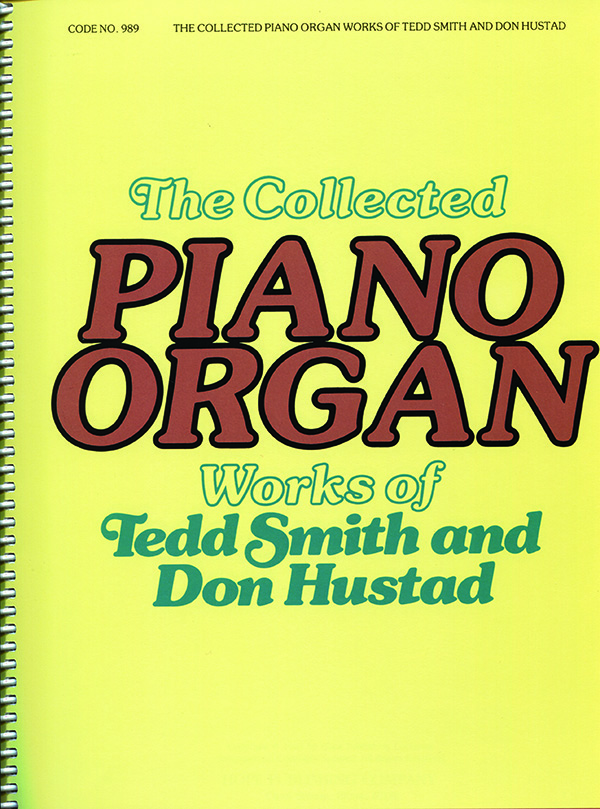 Collected Piano-Organ Works Cover Image