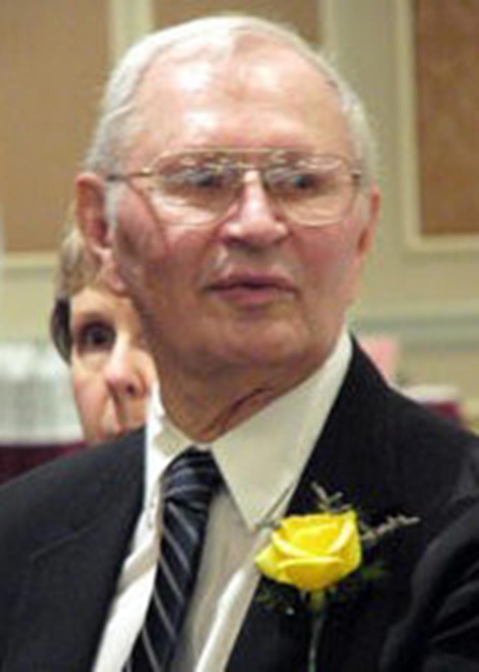 Donald E. Allured