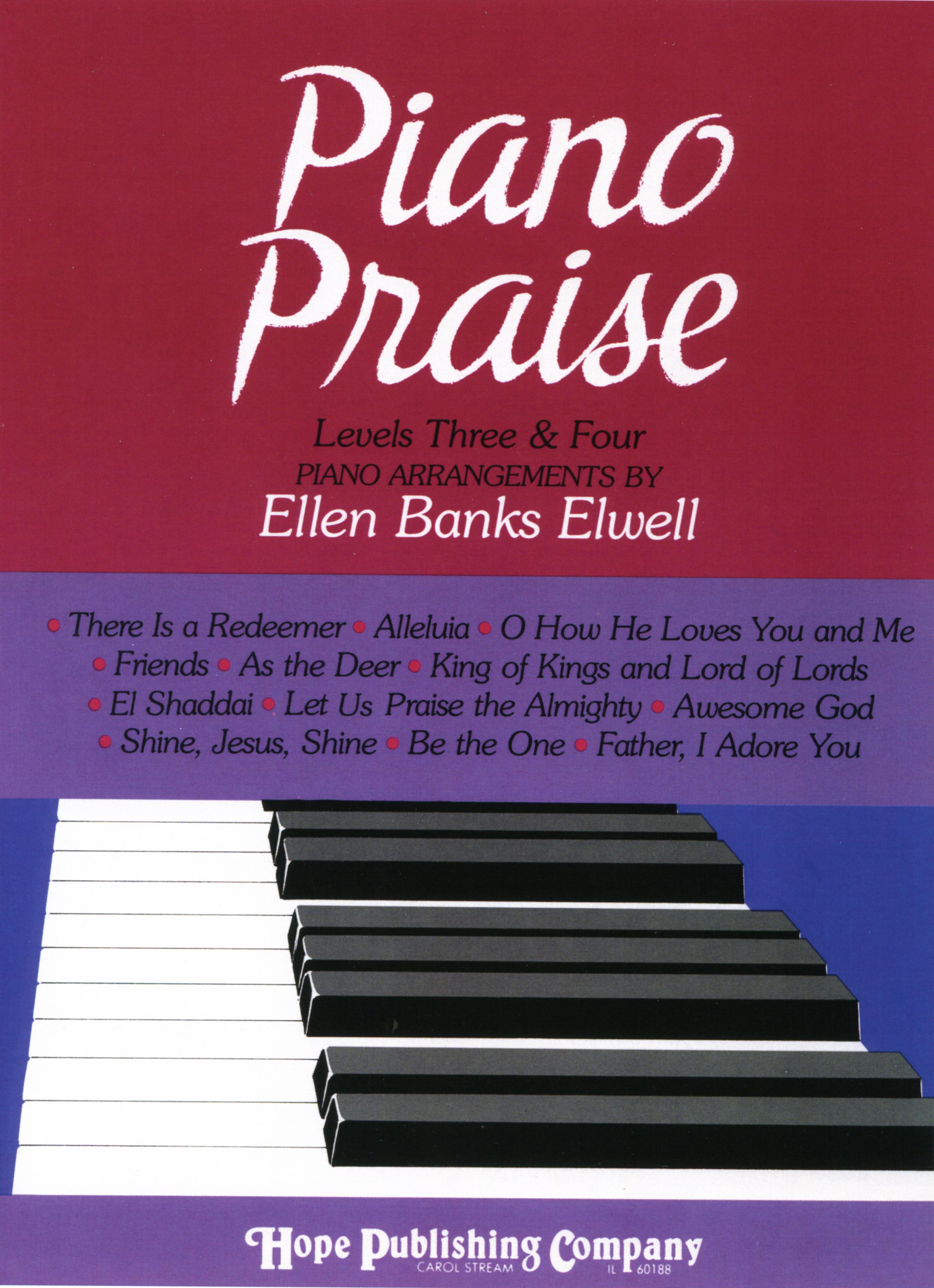 Piano Praise Cover Image