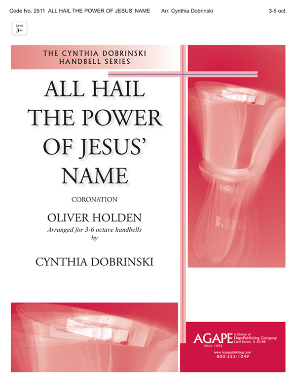 All Hail the Power of Jesus' Name - 3-6 Oct. Cover Image