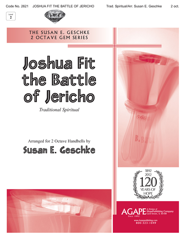 Joshua Fit the Battle of Jericho - 2 Oct. Cover Image