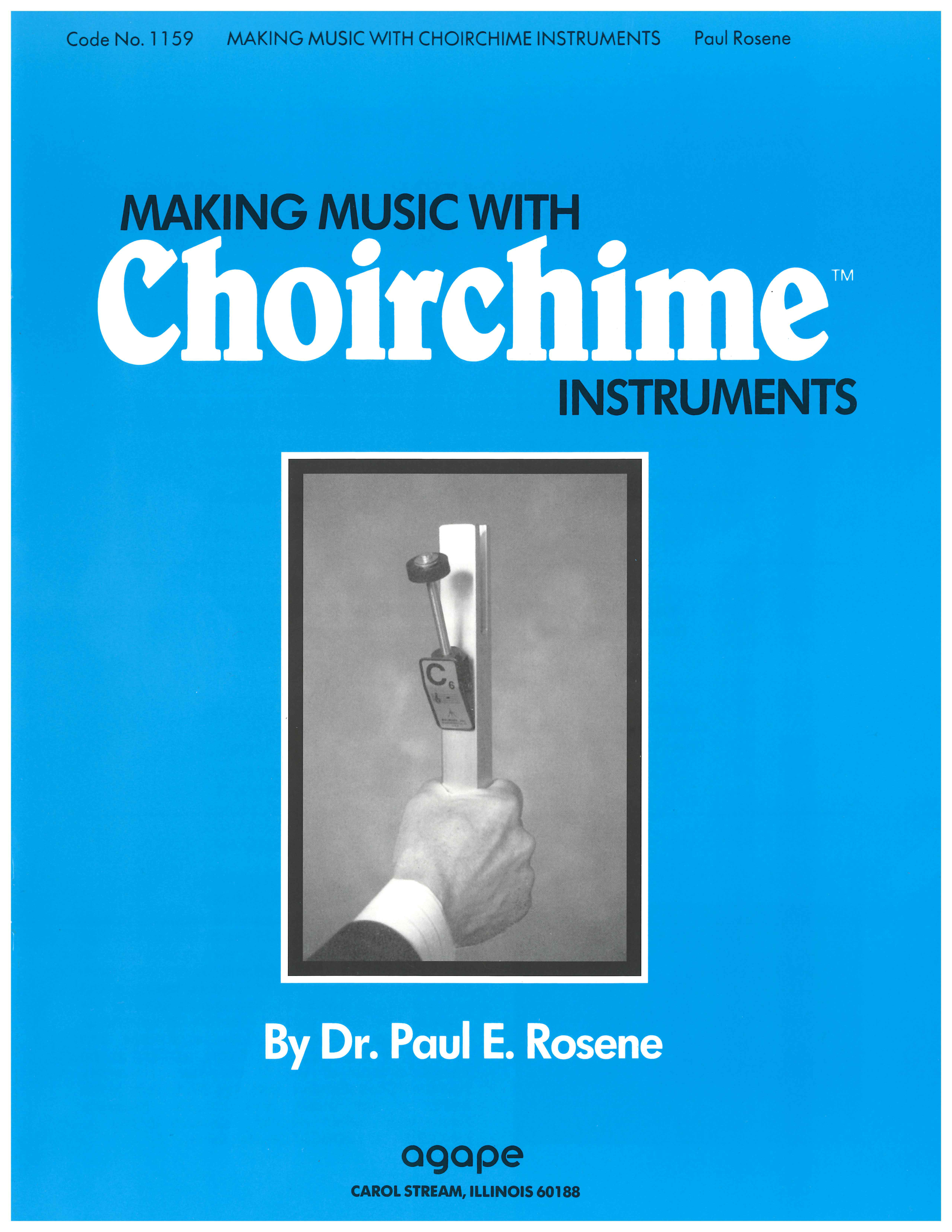 Making Music with Choirchime Instruments Cover Image