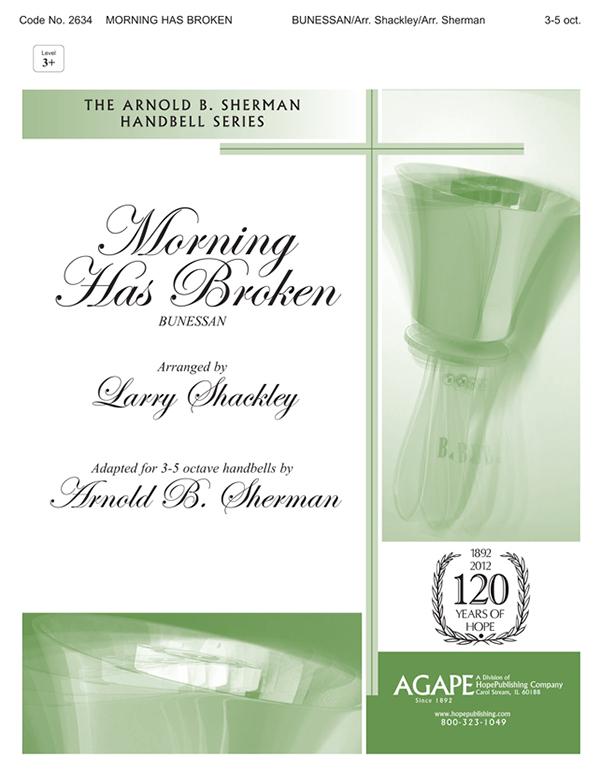 Morning Has Broken - 3-5 Oct. Cover Image