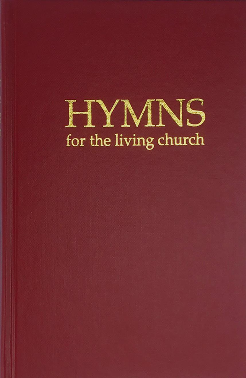 Hymns for the Living Church - Red Cover Image