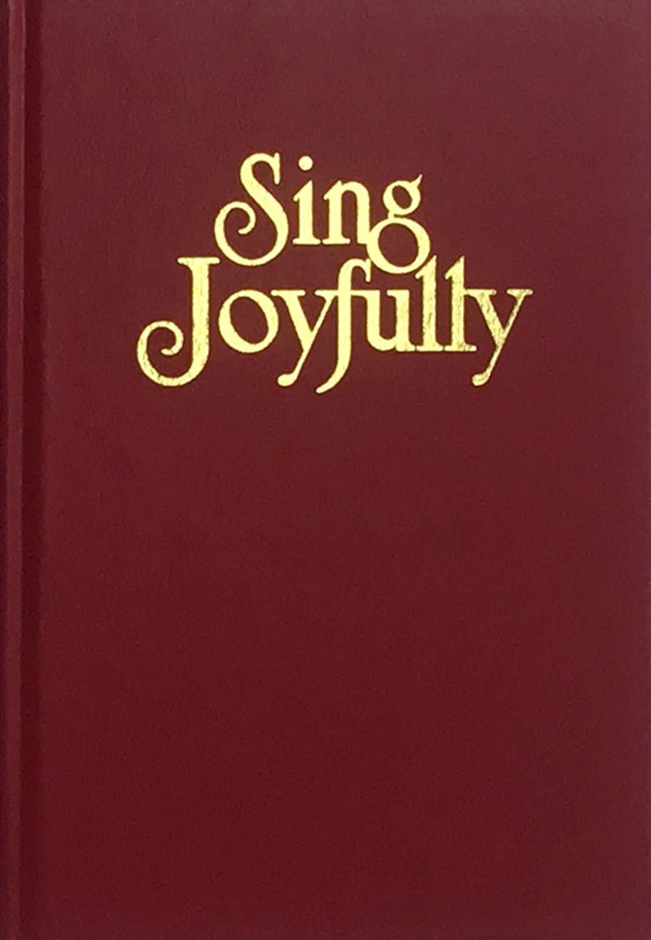 Sing Joyfully - Red Cover Image