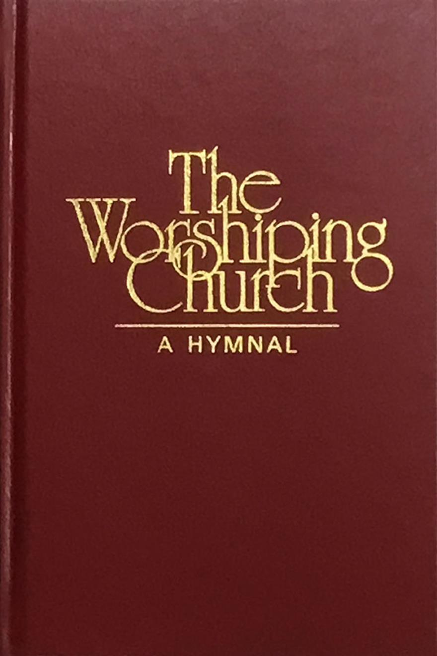 Worshiping Church The  - Red Cover Image