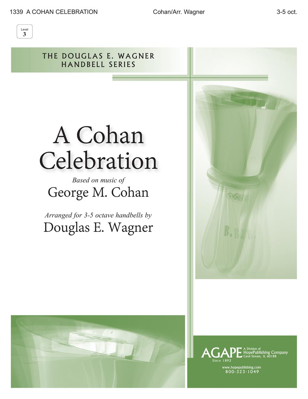 Cohan Celebration A - 3-5 Octaves Cover Image