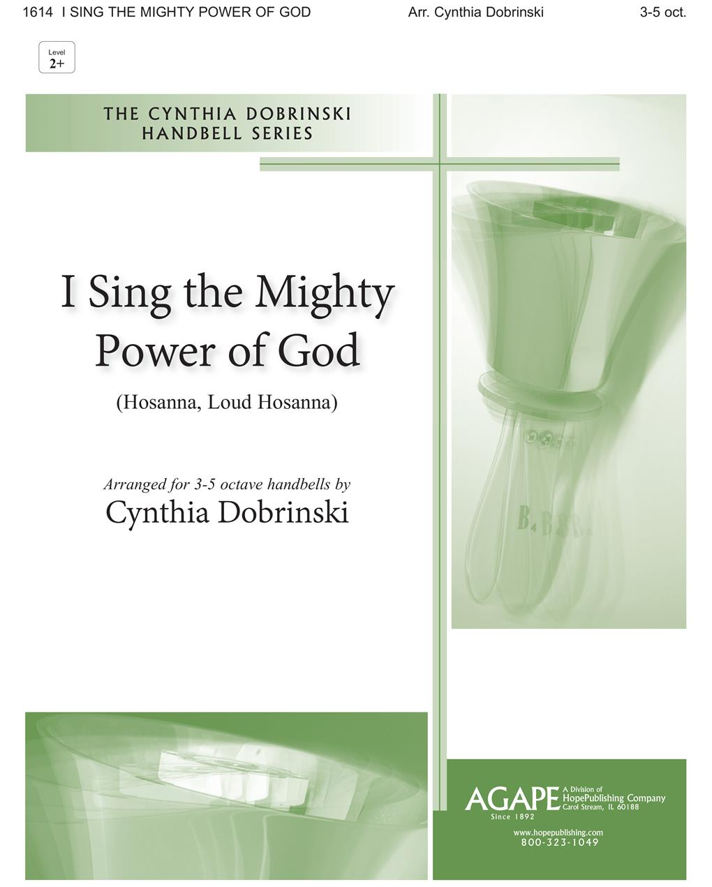 I Sing the Mighty Power of God - 3-5 Octave Cover Image