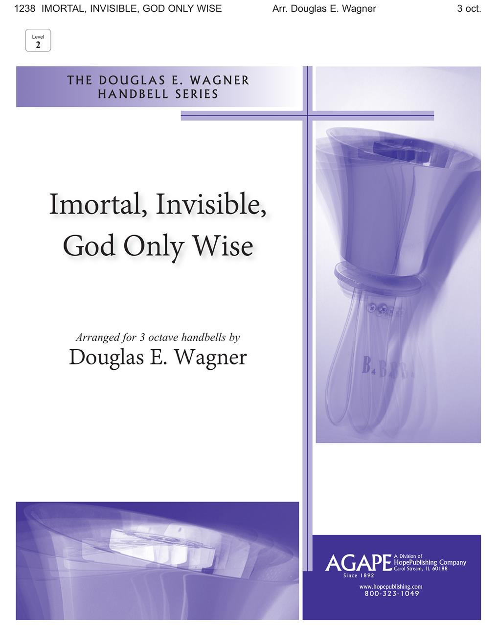 Immortal Invisible God Only Wise - 3 Oct. Cover Image