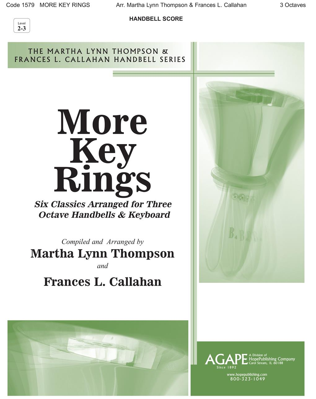 More Key Rings - 3 Oct. Collection Cover Image