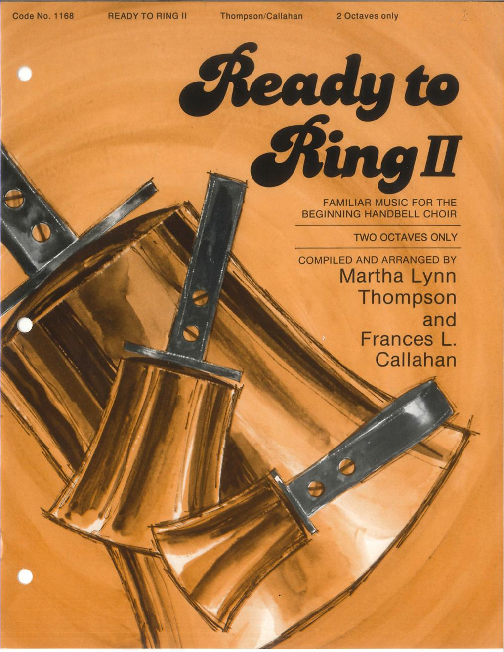 Ready to Ring 2 - 2 Octave Handbell Cover Image