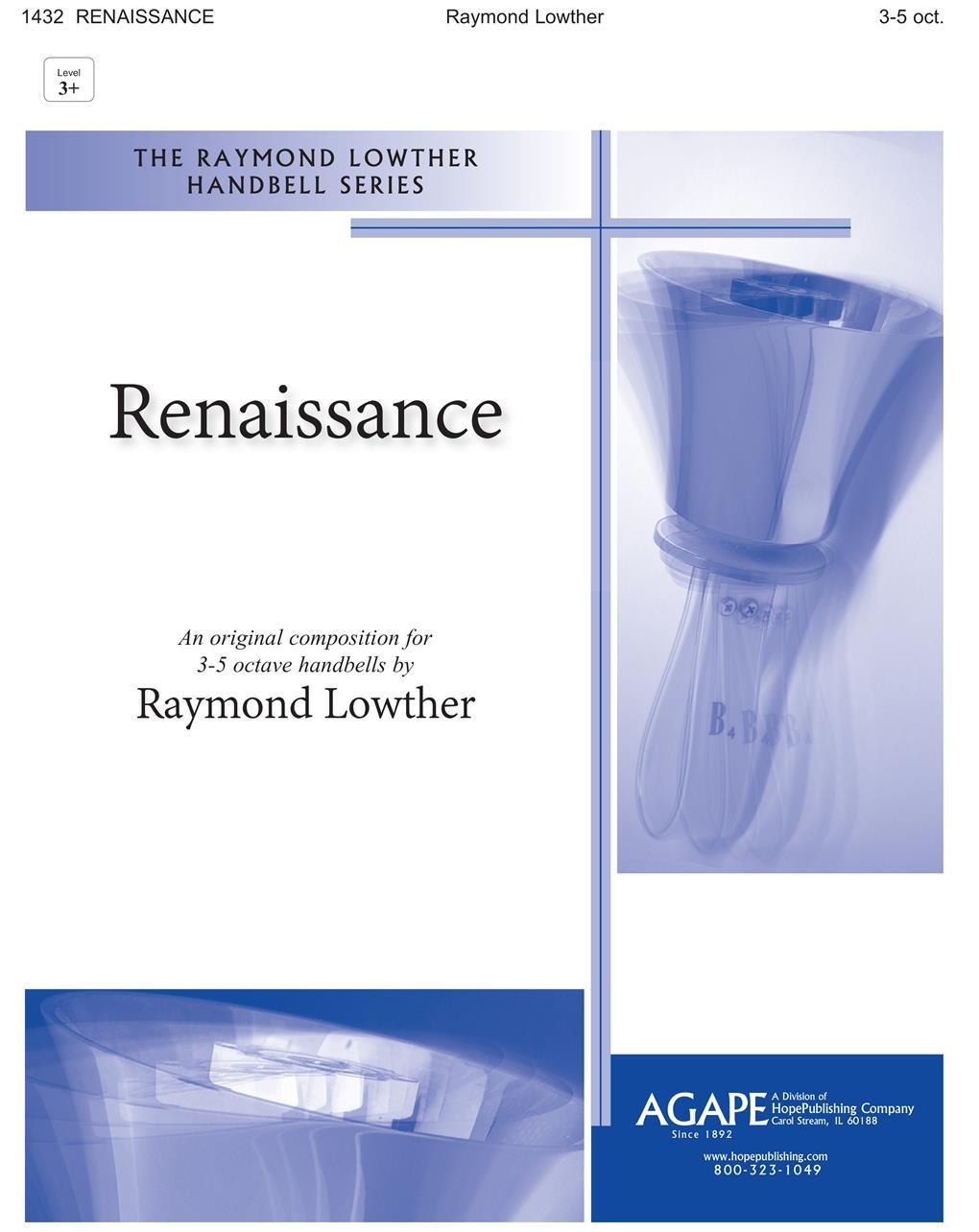 Renaissance - 3-5 Octave Cover Image