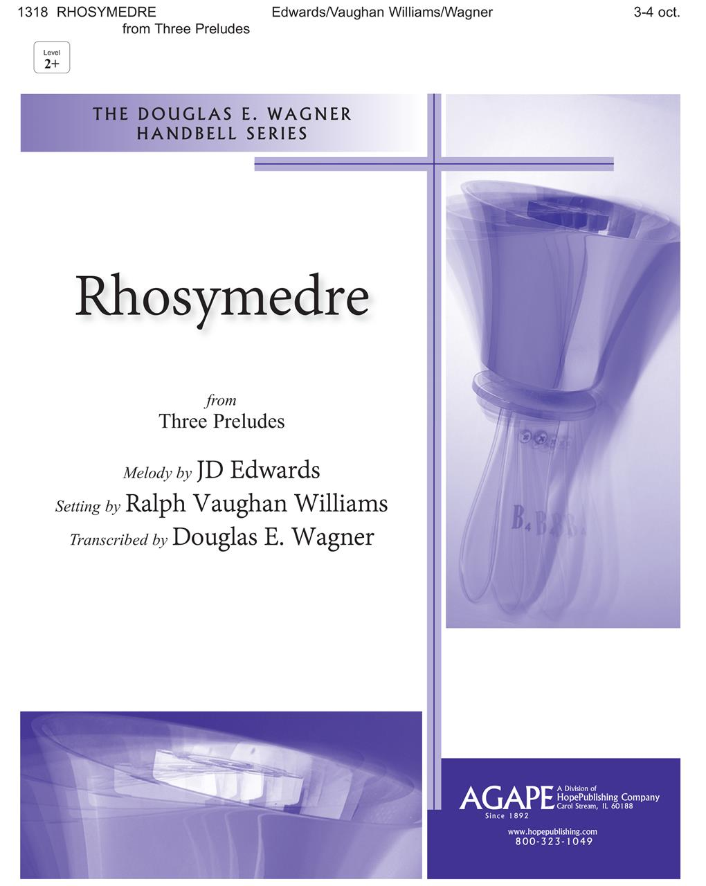 Rhosymedre - 3-4 Octave Cover Image