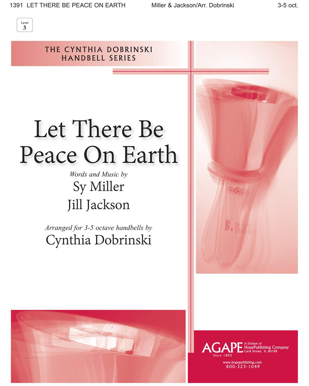 Let There Be Peace on Earth - 3-5 Octave Cover Image