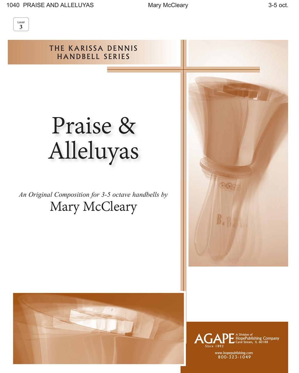 Praise and Alleluyas - 3-5 Oct. Cover Image