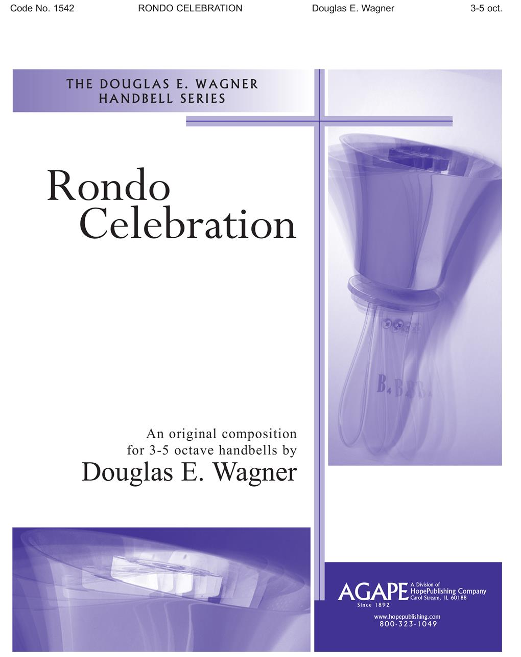 Rondo Celebration - 3-5 Octaves Cover Image