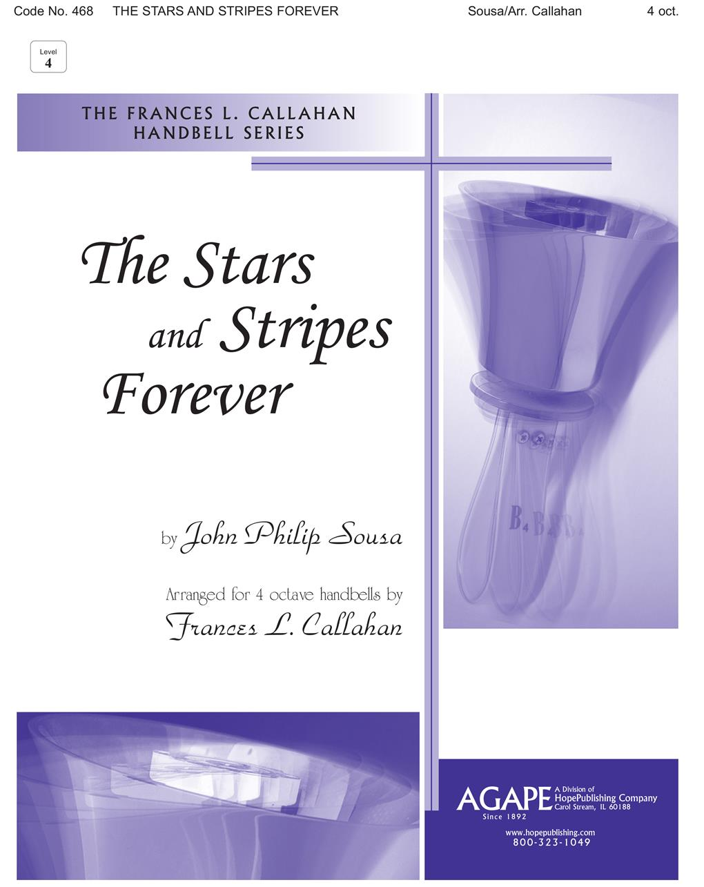 Stars and Stripes Forever The - 4 Oct. Cover Image