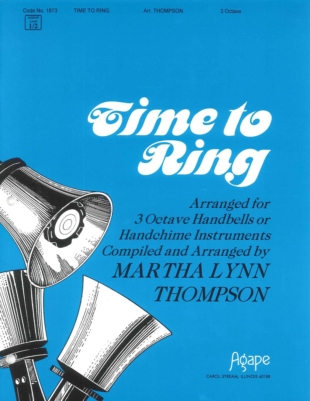 Time to Ring - 3 Octave Cover Image
