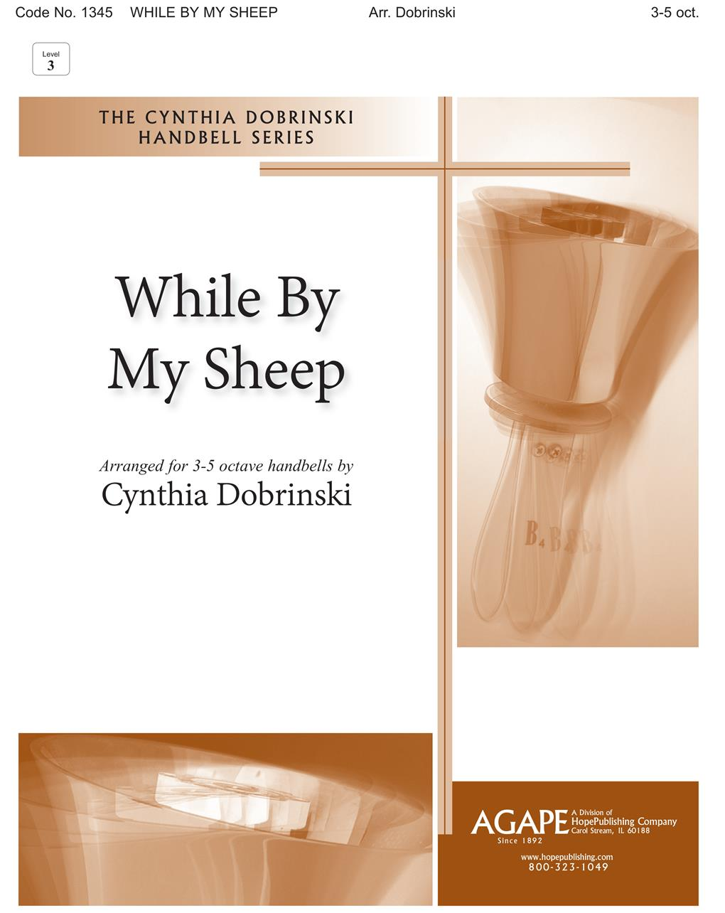 While by My Sheep - 3-5 Octaves Cover Image