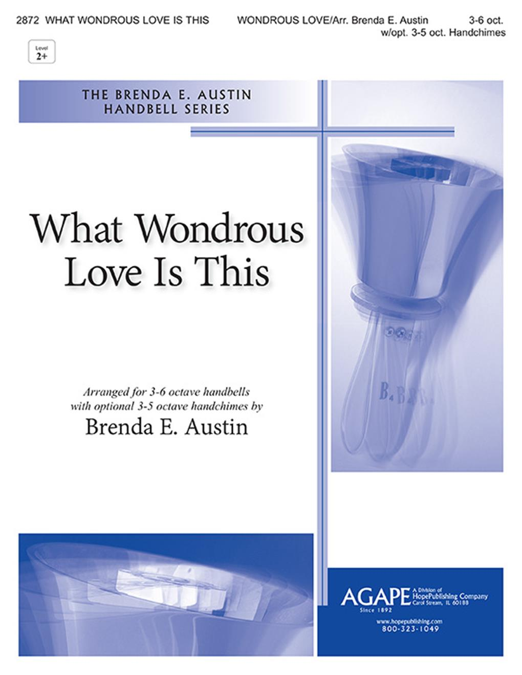 What Wondrous Love Is This - 3-6 oct. Cover Image