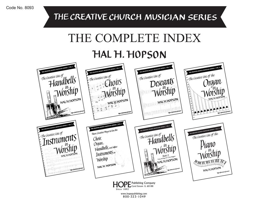 Creative Use Complete Index Cover Image