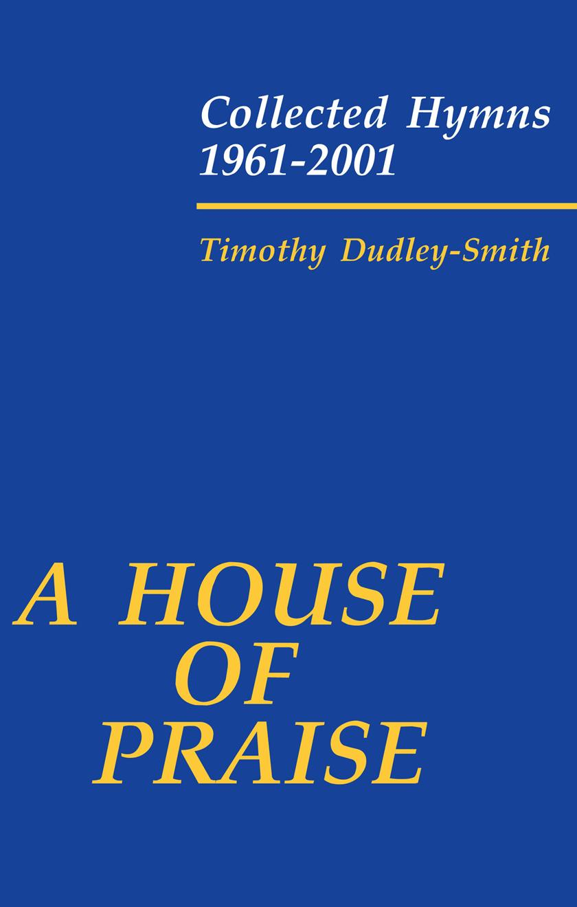 A House of Praise Cover Image