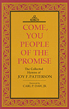 Come You People of the Promise - Joy Patterson's Hymn Collection Cover Image