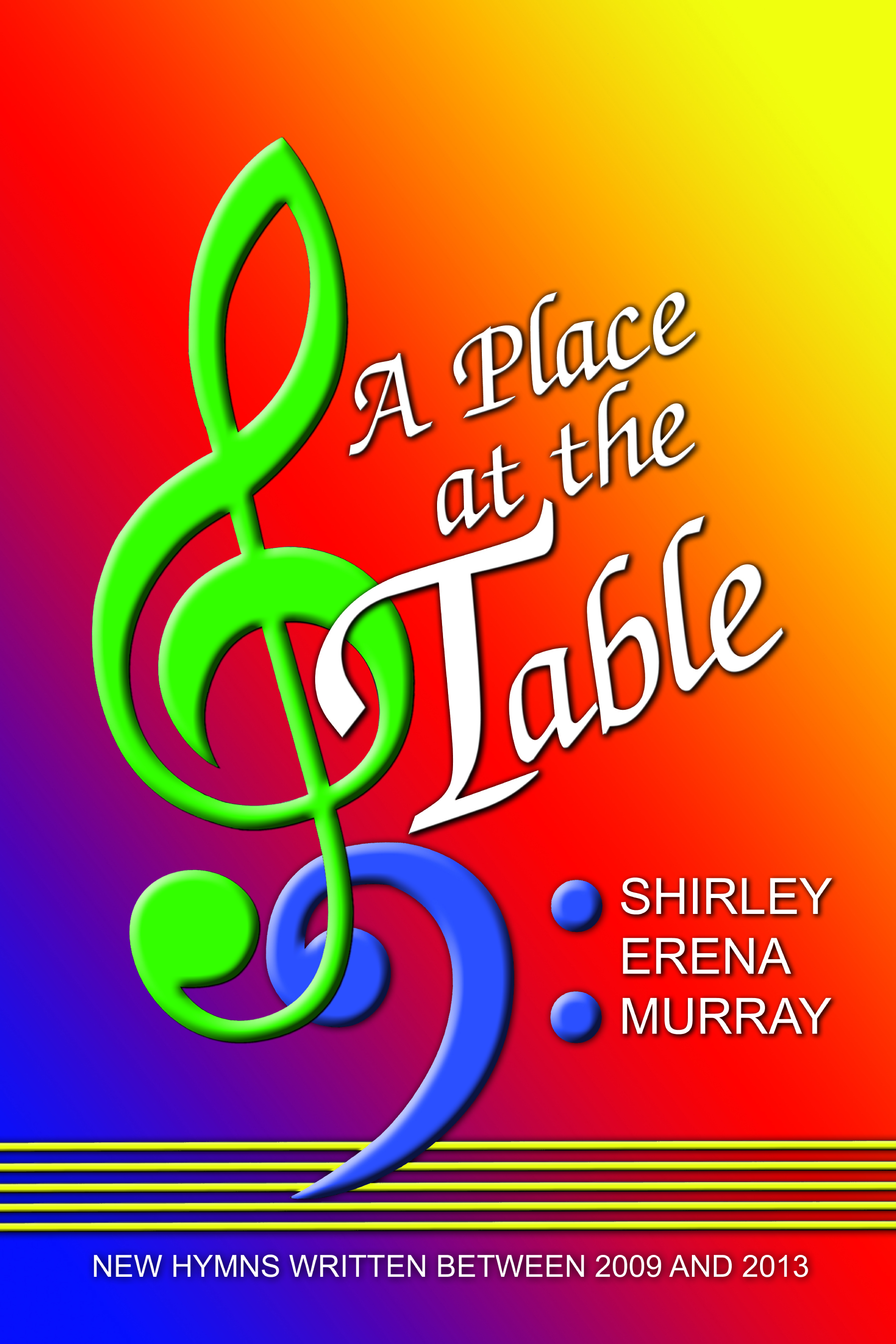 Place at the Table A - Shirley Erena Murray Cover Image