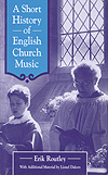 Short History of English Church Music Cover Image