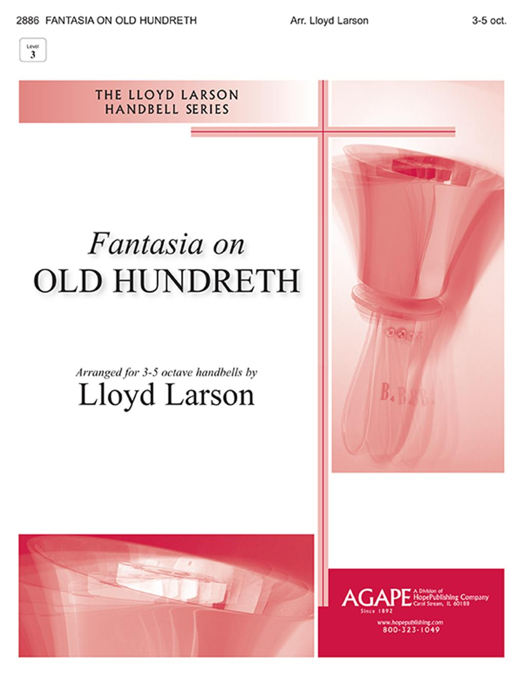Fantasia On Old Hundreth - 3-5 Oct. Cover Image