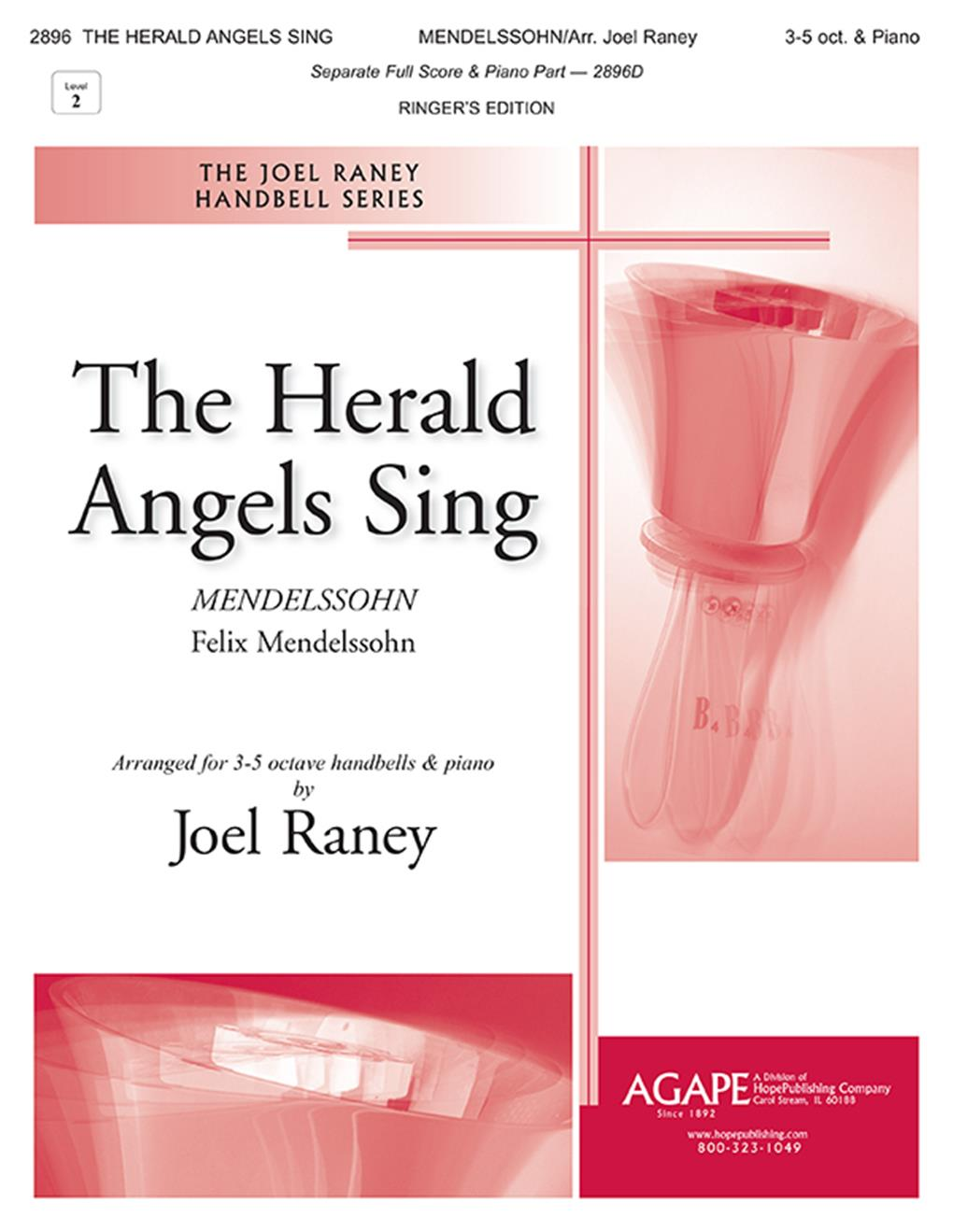 Herald Angels Sing The - 3-5 Oct. Cover Image