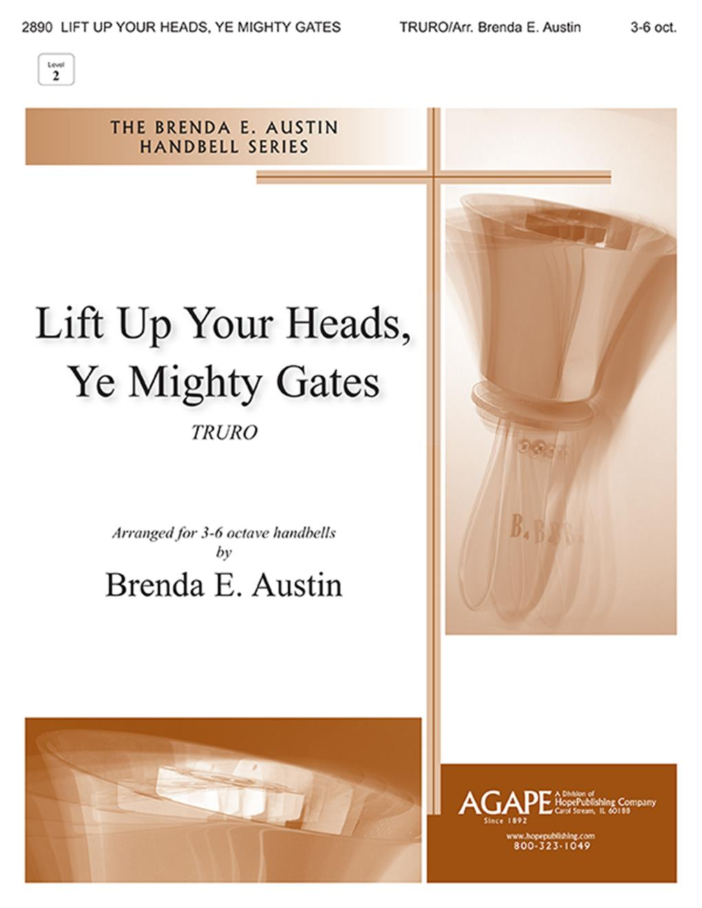 Lift Up Your Heads Ye Mighty Gates - 3-6 Oct. Cover Image