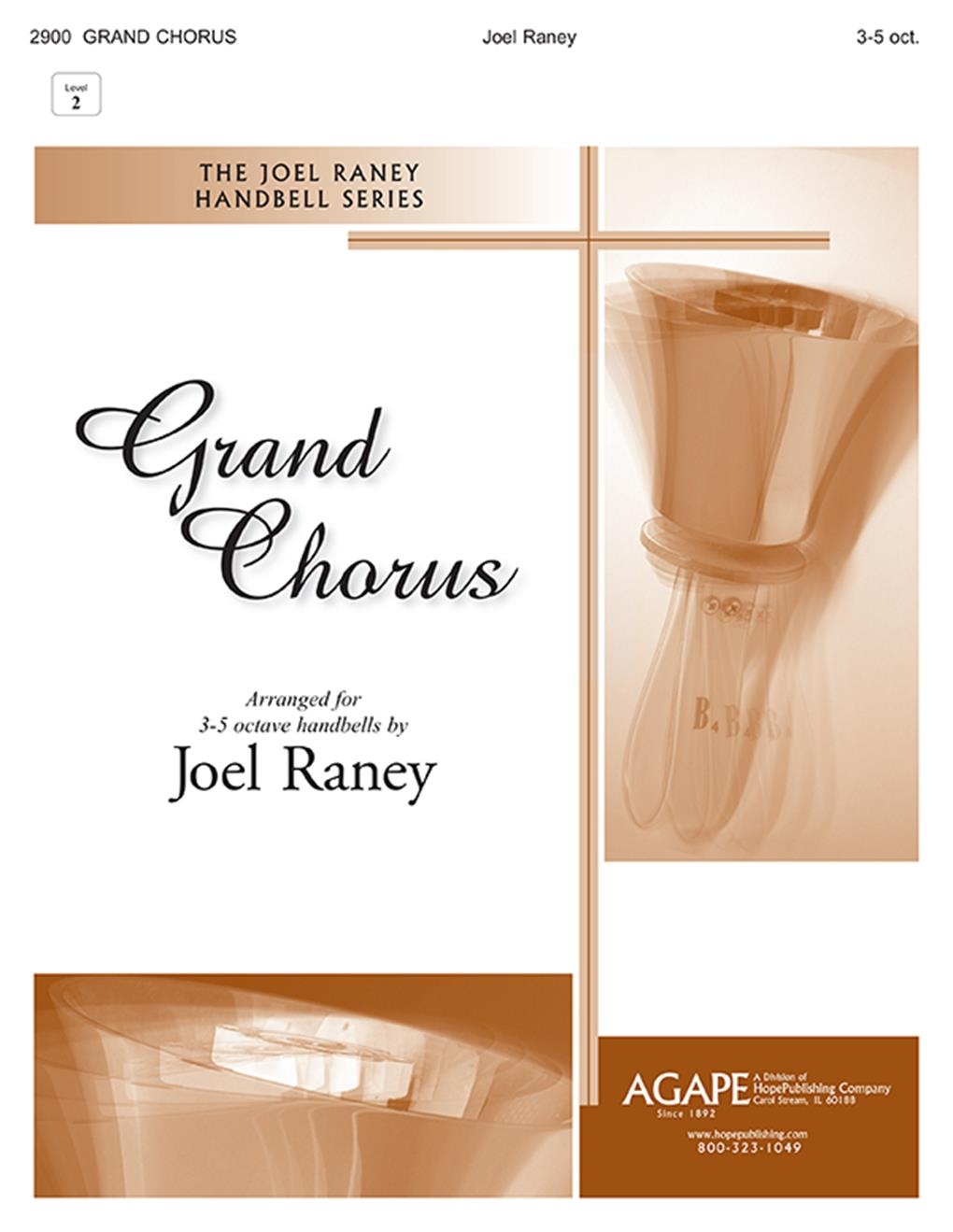 Grand Chorus - 3-5 Oct. Cover Image