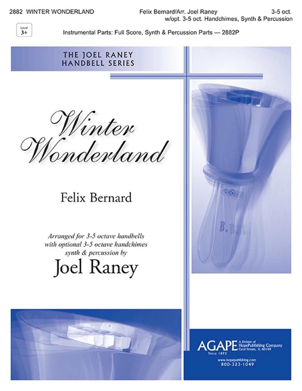 Winter Wonderland - 3-5 Oct. Cover Image