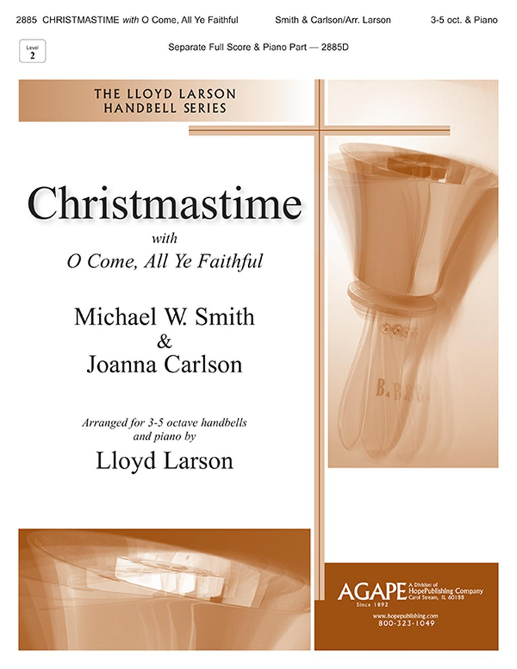 Christmastime - 3-5 Oct. Cover Image