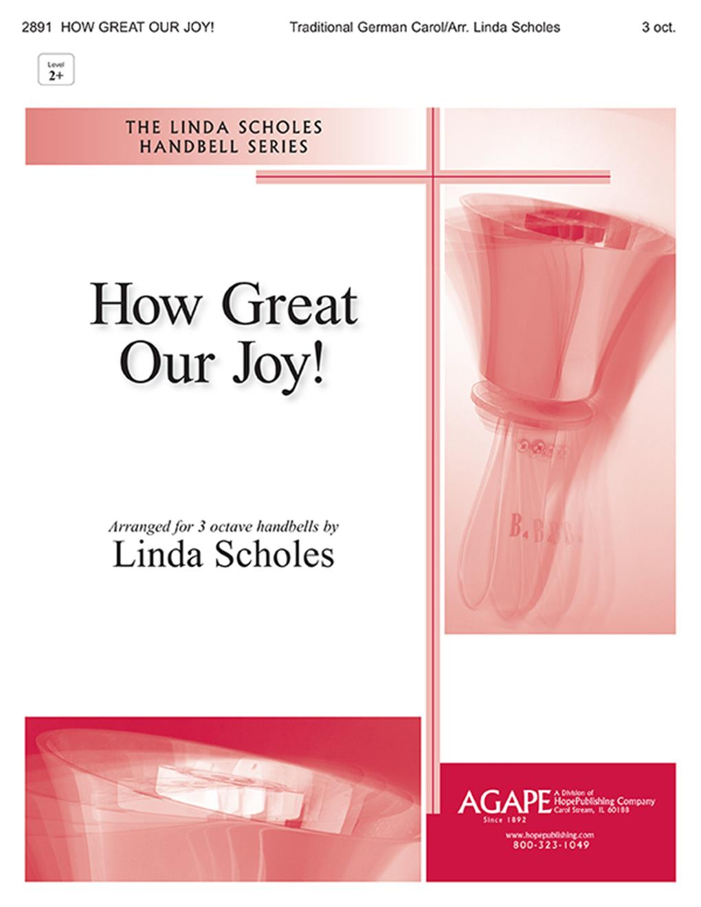 How Great Our Joy - 2-3 Oct. Cover Image