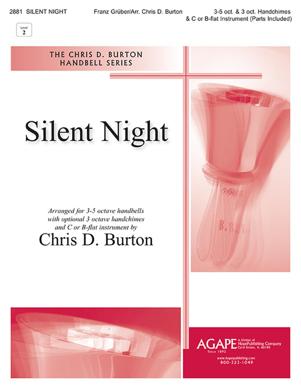 Silent Night - 3-5 Oct. Cover Image