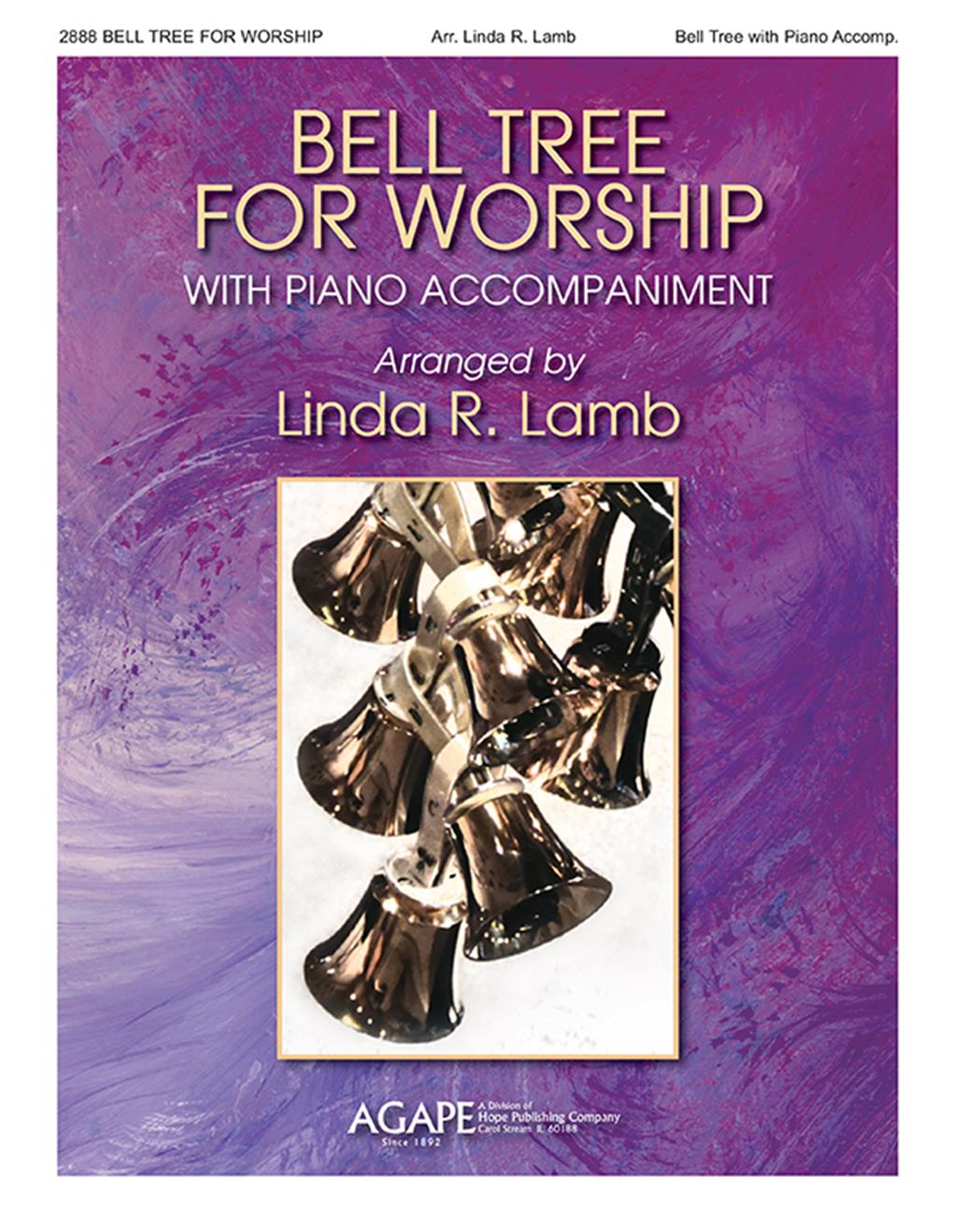 Bell Tree for Worship - Bell Tree and Piano Cover Image