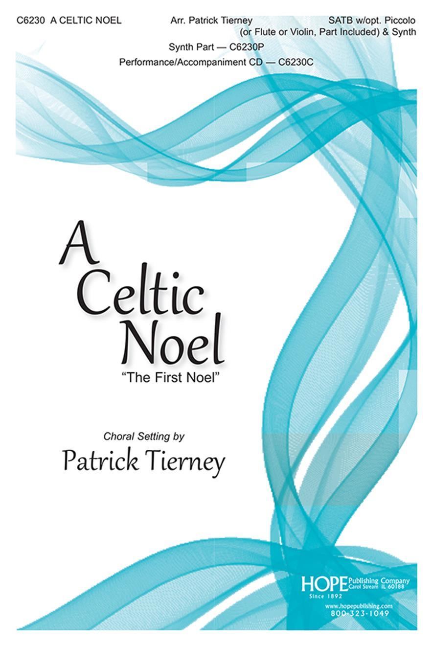 Celtic Noel A - SATB Cover Image