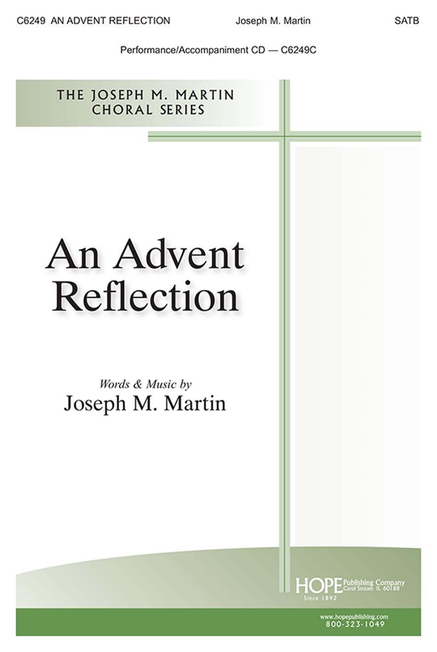 An Advent Reflection - SATB Cover Image