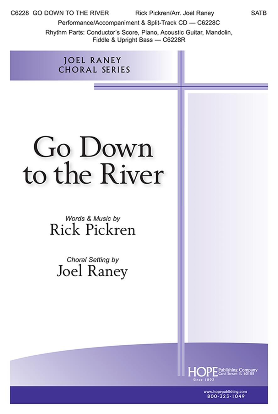 Go Down to the River - SATB Cover Image