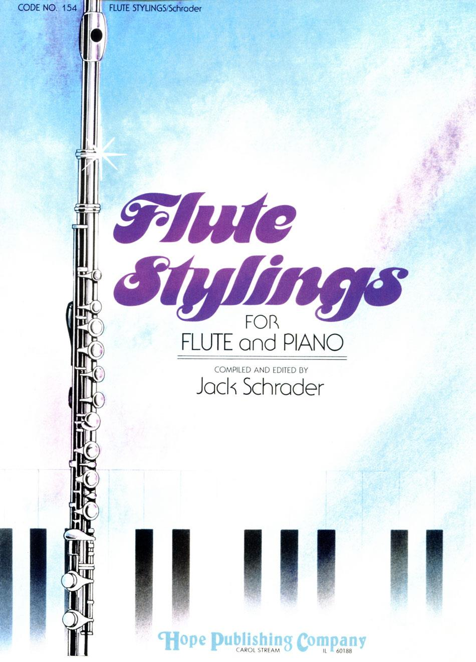 Flute Stylings Cover Image